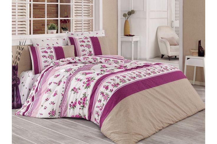 Alege lenjeria de pat preferata dintr-o gamă variata de modele și texturi! #SomProduct #InspiringComfort #lenjerii