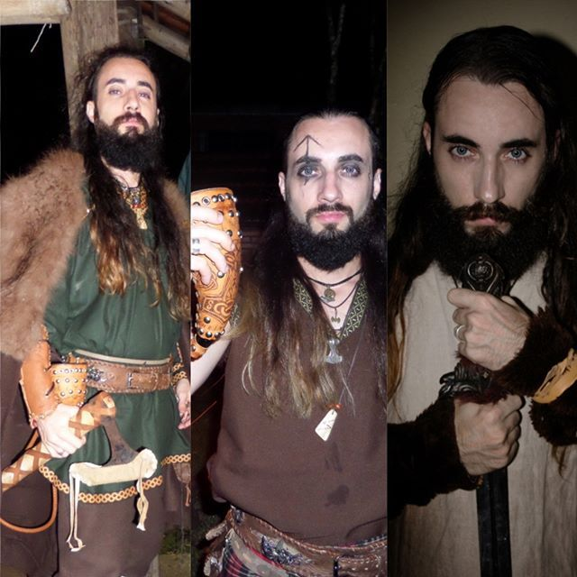 @clive_standen did a contest of Viking cosplay to win his REAL #armring used on @historyvikings and I didnt know until now!!!! 😭😭😭😭 I know is too late! But I'll participate on this! Even to using this hashtag and take The chance to show @clive_standen  that Im on #teamrollo sincethe begining! Good luck to The winner, and congratulations!  #viking #vikings #teamrollo #rolllikerollo #vikings #throwback