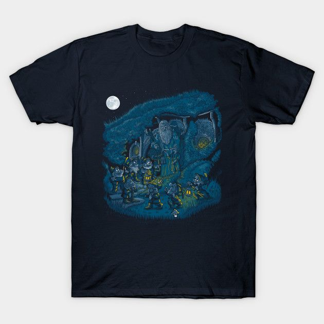 Heigh Ho - Lord of the Rings Gandalf T-Shirt