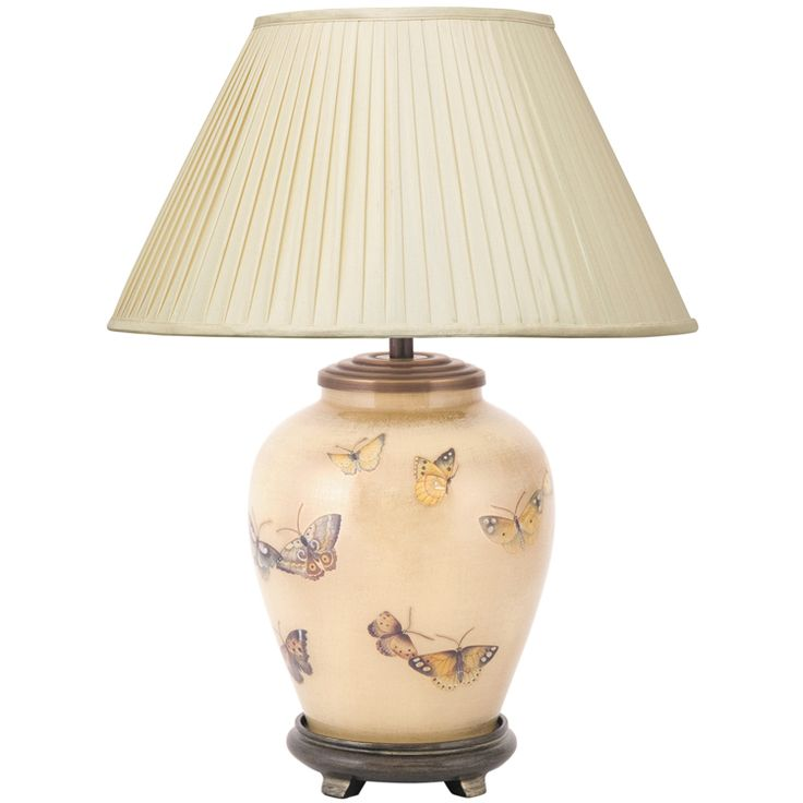 221 best table lamps images on pinterest buffet lamps table chinese butterfly small table lamp base only aloadofball Choice Image