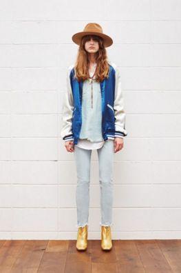 タッキースタイルが流行る2016年に一枚は持っていたいスカジャン。おしゃれなスカジャンの着こなし☆コーデ・スタイル・ファッションの参考に♪