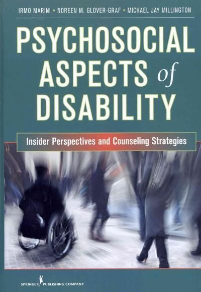 Psychosocial Aspects of Disability: Insider Perspectives and Counseling Strategies>>> See it. Believe it. Do it. Watch thousands of spinal cord injury videos at SPINALpedia.com