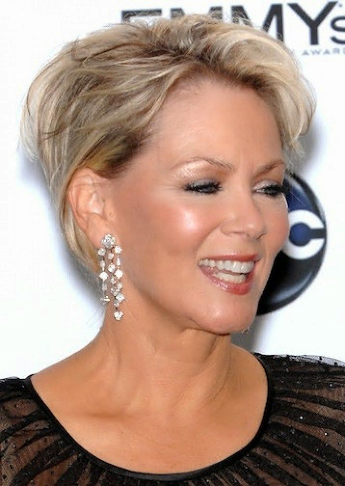 90 Cly And Simple Short Hairstyles For Women Over 50 Fine Hair Hairstyle Style