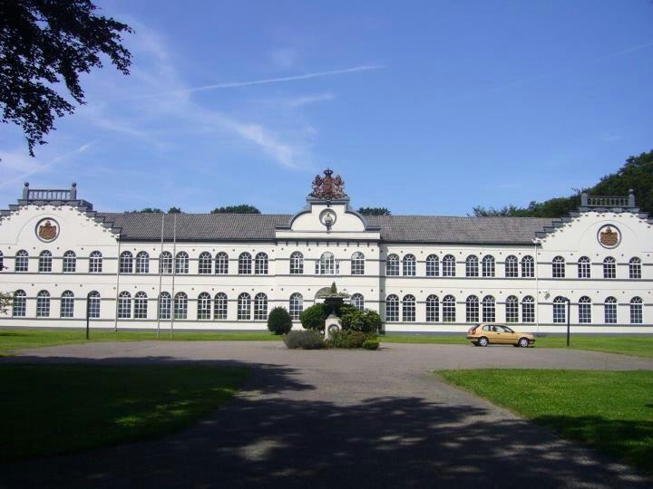 Zilverfabriek Voorschoten hier werkte mijn opa