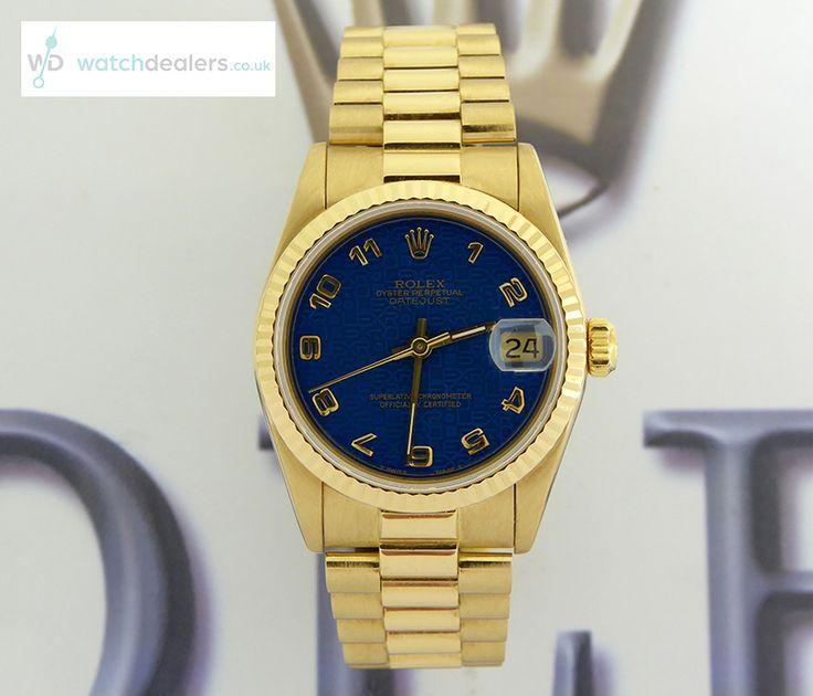Rolex Datejust For Sale Uk