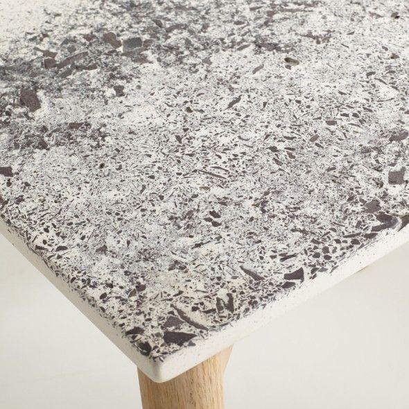 Jesmonite 'Tactility' Table
