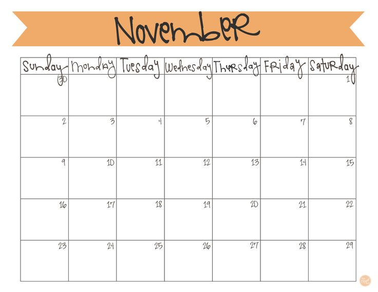 Mer enn 25 bra ideer om November 2014 calendar på Pinterest - conference sign up sheet template