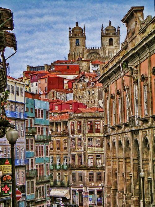 Porto, PortugalBeautiful Cities, Buckets Lists, Europe, Favorite Places, Portoportug, Beautiful Places, Visit, Travel, Oporto Portugal