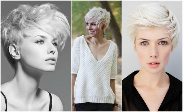 Krótkie fryzurki dla kobiet z pazurem! Poznaj zimowe trendy 2016/2017 #krótkie #włosy #krótkiewłosy #trendy #trendy2016