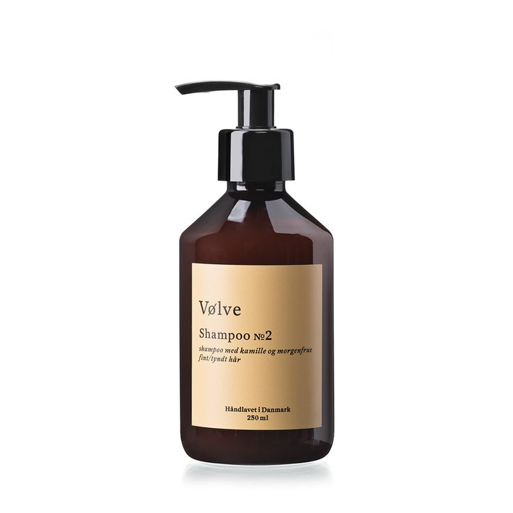 Super lækker og mild naturlig hårpleje. Perfekt til folk med sart hovedbund og parfumeallergi. Indeholder kun naturlig duft og farve. Økologisk.