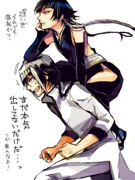 16 best Ggio Vega x Soifon images on Pinterest | Bleach ...