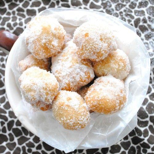 Italian Food ~ Sicilian Fried Dough  Recipe