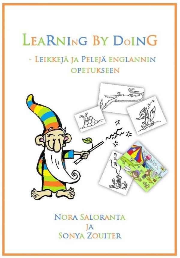 Learning by doing - toiminnallinen opetusmateriaali englannin opetukseen