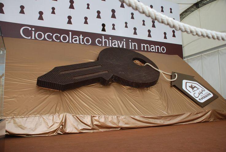 Eurochocolate 2016: condividere il cioccolato ma…#ConChi?