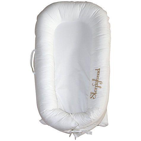 Buy Sleepyhead Deluxe Bed Guard, White Online at johnlewis.com
