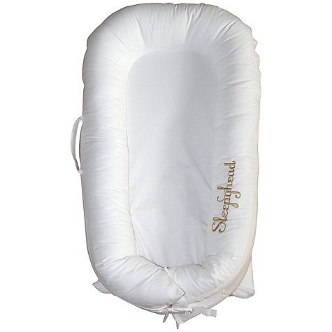This is a magic pillow! As soon as little one is placed inside, it's like instant calm. I don't know what i would of done without it.