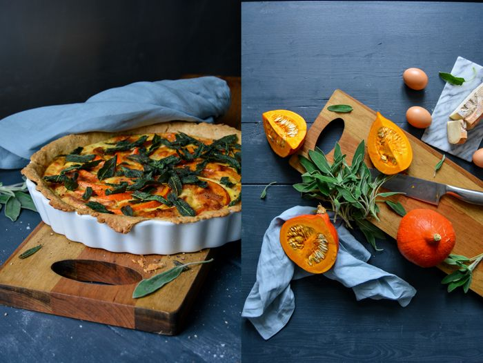 1000+ ideas about Pumpkin Quiche on Pinterest | Quiches, Roast pumpkin ...