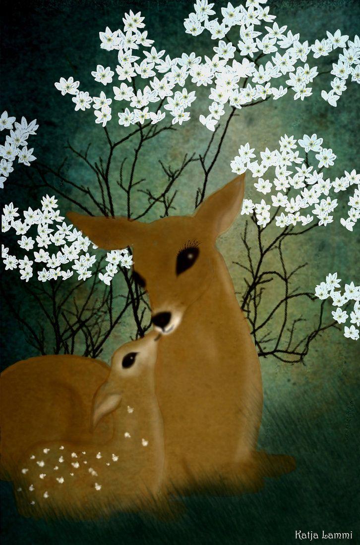 Springmorning by KatjaLammi