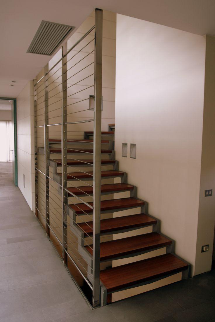 Oltre 1000 idee su ringhiere delle scale in legno su pinterest ...