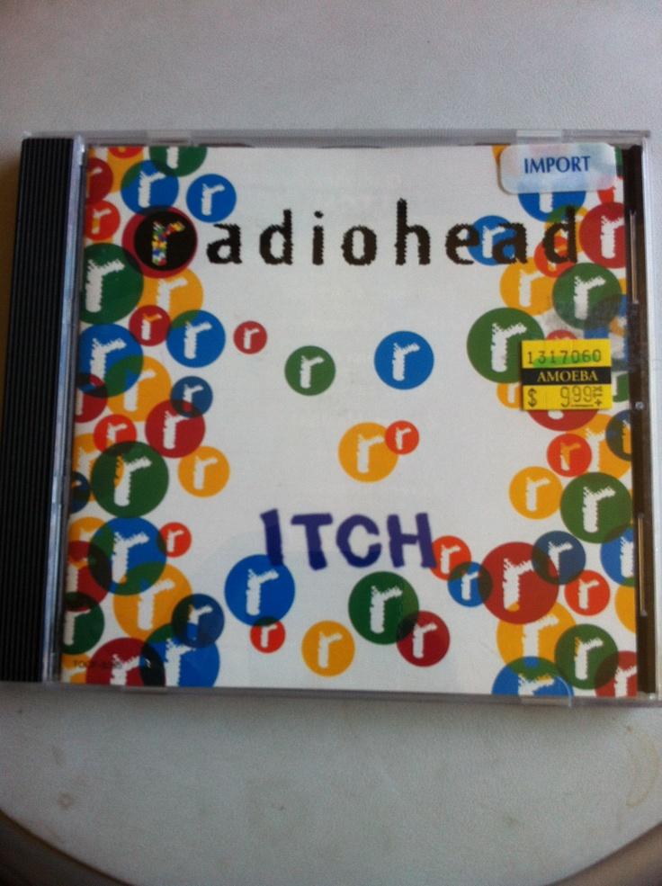 Segundo EP de Radiohead (el primero fue el Drill de 1992) que sólo fue editado en Japón el año 1994. Lo compré en internet el año 2011 y me salió muy barato siendo una joyita para fanáticos de Radiohead. Trae la versión para USA del tema Stop Whispering.