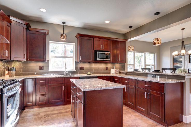 Versatile kitchen space