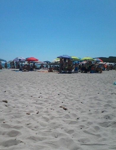 Budoni beach:)