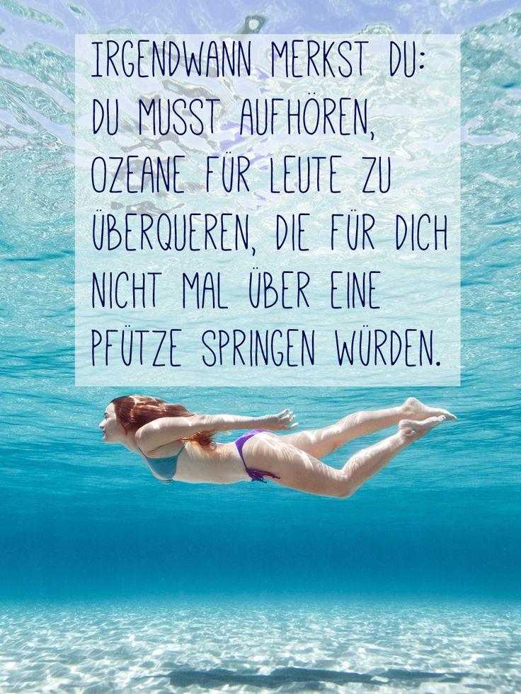 Noch mehr kluge Sprüche auf gofeminin.de #spruecheleben