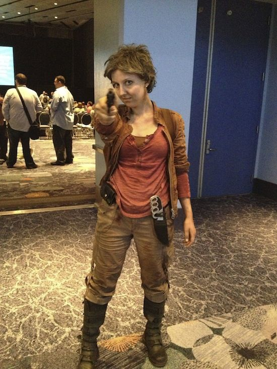 114 best Costumes! images on Pinterest Cosplay ideas, Costume - walking dead halloween costume ideas
