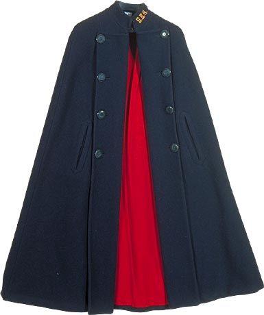 Vintage nursing cape. I wish we still wore these