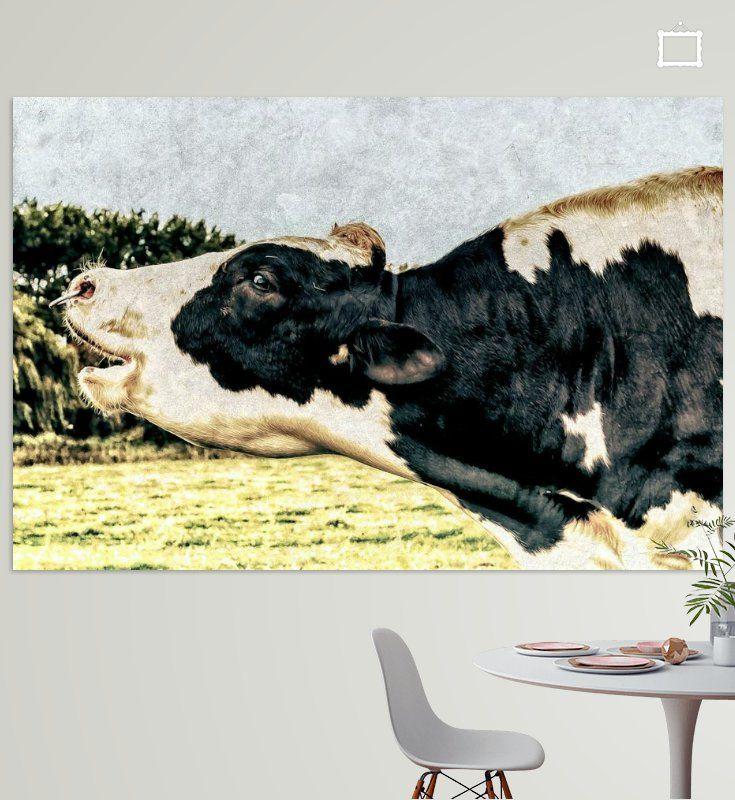 Loeiende stier #vtwonenbeurs #vtwonendesignbeurs #vtwonen_designbeur #koeienkunst