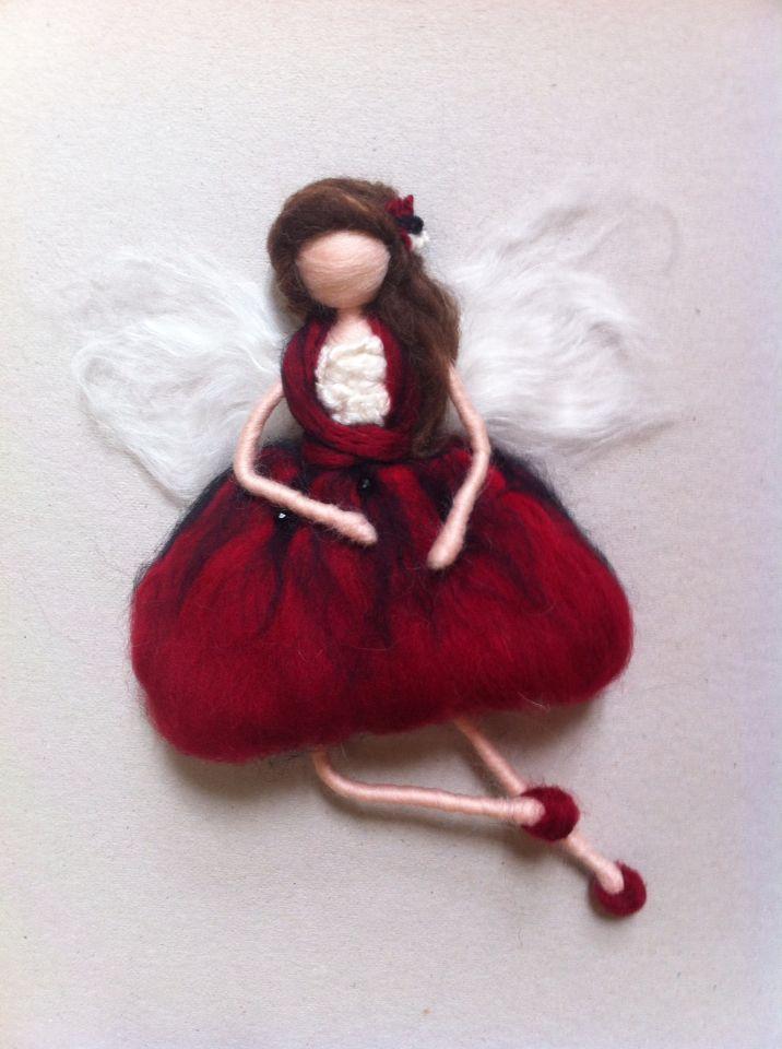 Poppy fairie