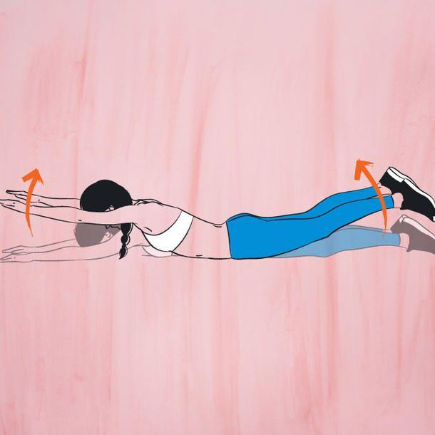Bauchmuskelübungen: 5 Übungen für einen flachen Bauch und eine schmale Taille – Juetta Helmut