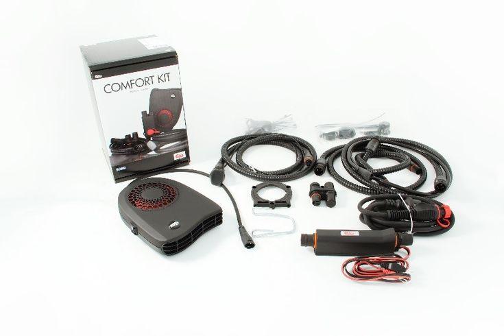 Sada comfort 1200 BC60 obsahuje sadu kabelů MKMS, rozšiřovací sadu GL, předehřev kabiny Wave Line a nabíječku baterie BC60.