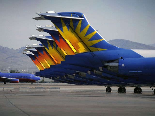 Allegiant Air to establish base at Cincinnati via @USATODAY