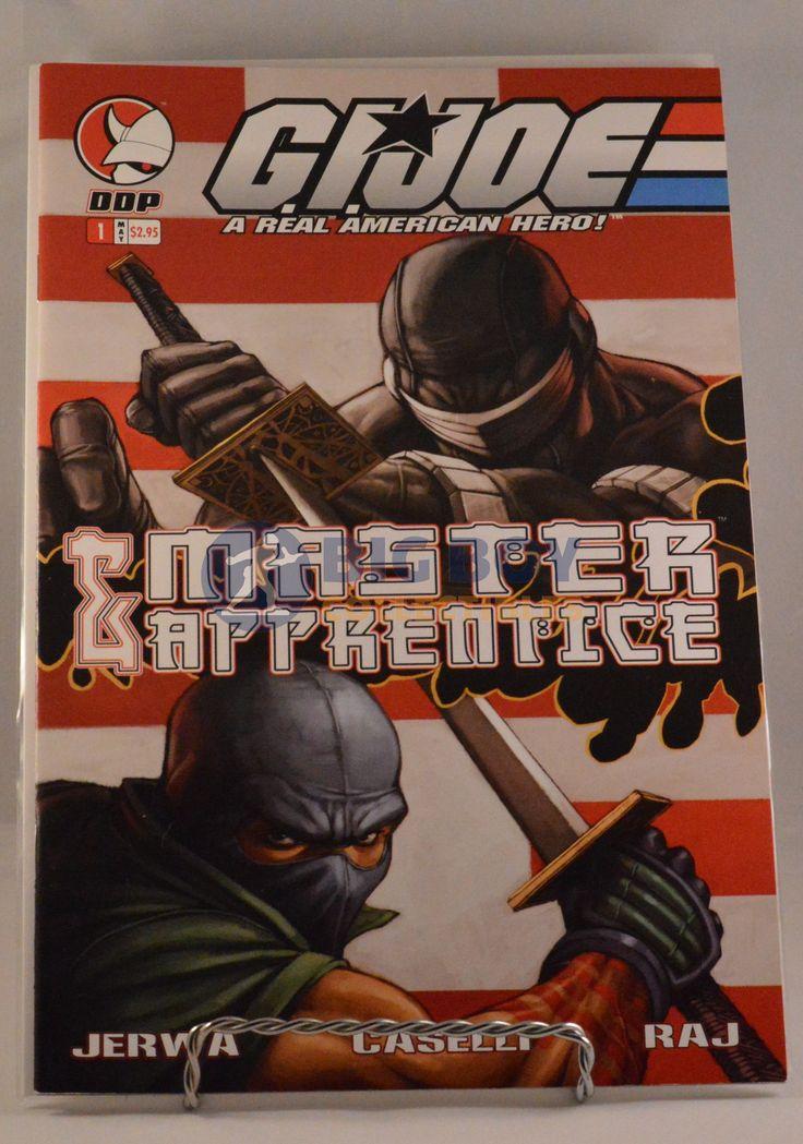 GI Joe Master Apprentice (2004 DDP) #1