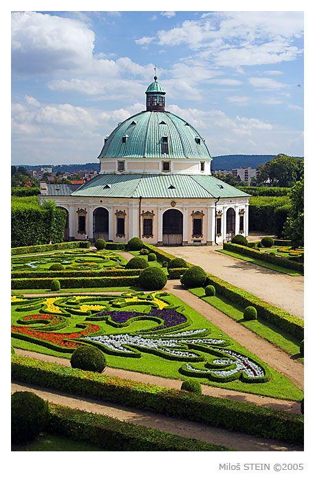 Kromeriz gardens - Kromeriz, Czech Republic
