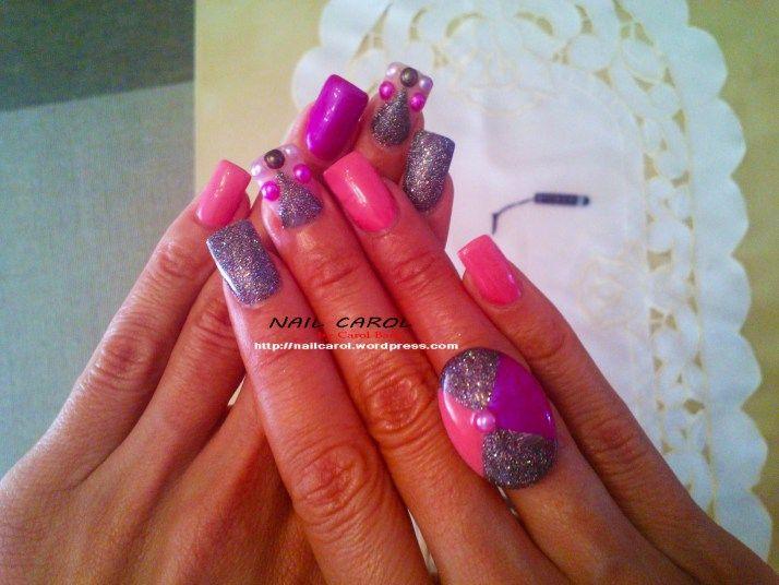 Perle colorate e anello abbinato