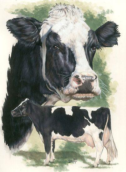 Holstein by BarbBarcikKeith