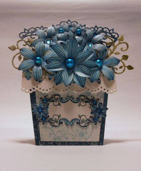 Simply-Blue_by_rmhamilton0914 by rmhamilton0914 - Cards and Paper Crafts at Splitcoaststampers