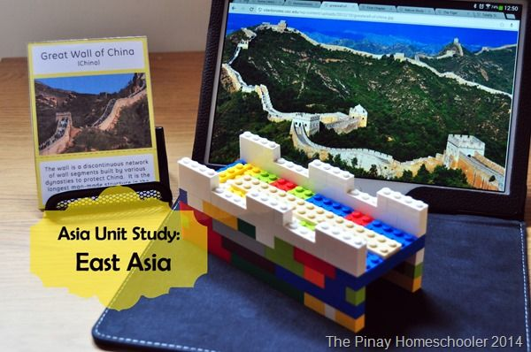 Learning About East Asia from The Pinay Homeschooler