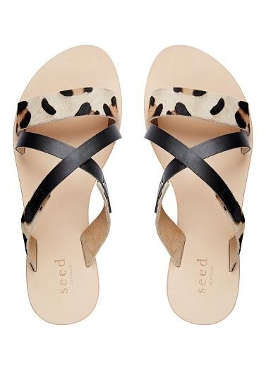 Womens Shoes | Bridie Sandal | Seed Heritage