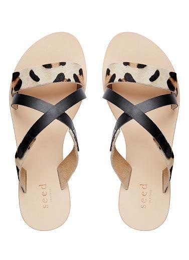Womens Shoes | Bridie Sandal | Seed Heritage