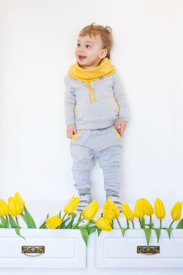 Bluza SUNSHINE - BubiBoo - Bluzy i sweterki dla dzieci