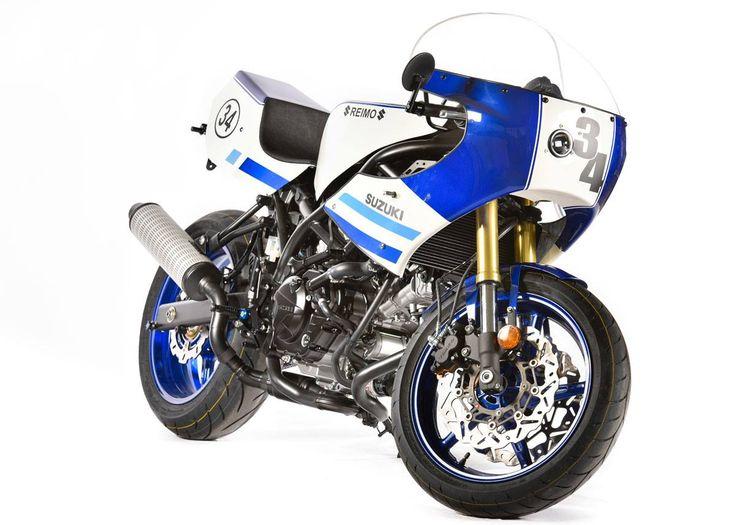 """Suzuki SV 650 """"Classic Racer"""""""