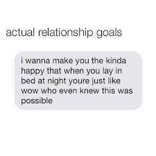 Relationships goals tumblr
