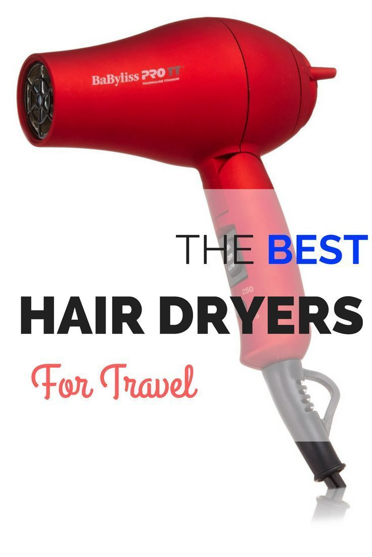 Our Full Guide To Finding The Best Travel Hair Dryer Including Reviews And A Comparison Chart