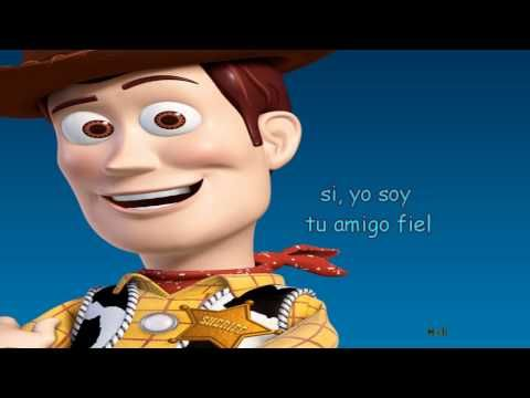 "Yo Soy Tu Amigo Fiel, Ricardo Murguía y Renato López (""You've Got A Friend In Me"" from Toy Story)    Toy Story-Yo Soy Tu Amigo Fiel Letras    I Do Not Own Anything"