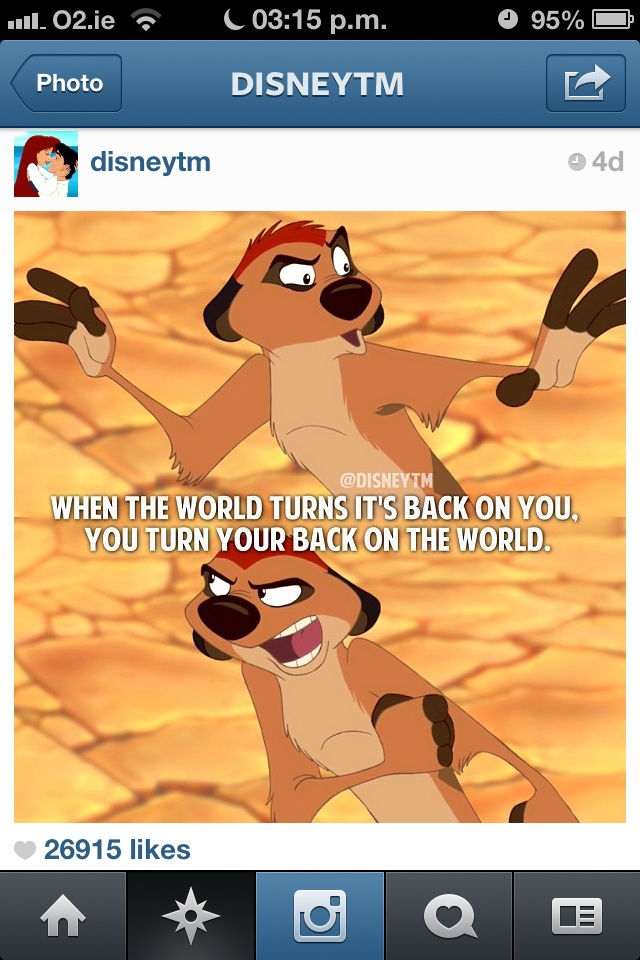 Lion King Love Quotes 8 Best The Lion Kingour Play Images On Pinterest  The Lion King