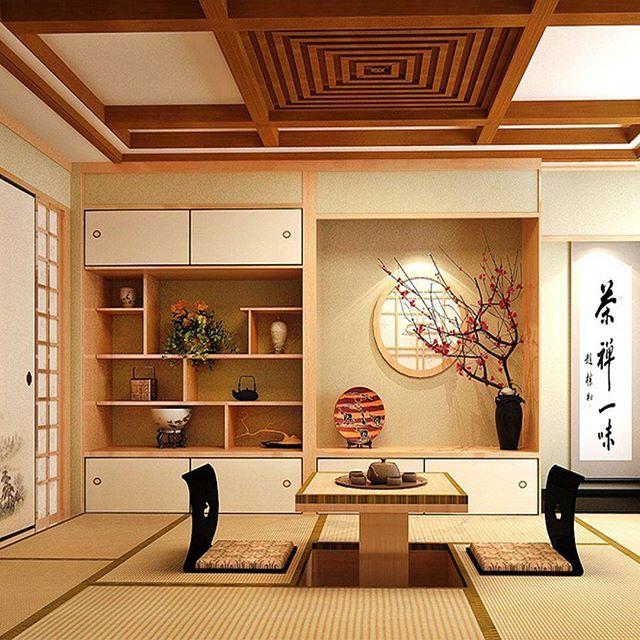 Interiors Interiordesign Interiordecor Decor Design Home Japanese Home Design Japanese Style Bedroom Japanese Interior Design