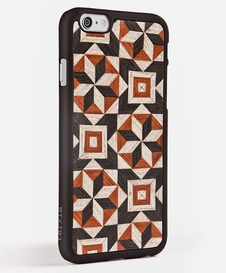 Pure taracea iPhone 6 case, handmade in Andalusia, by Tarxia
